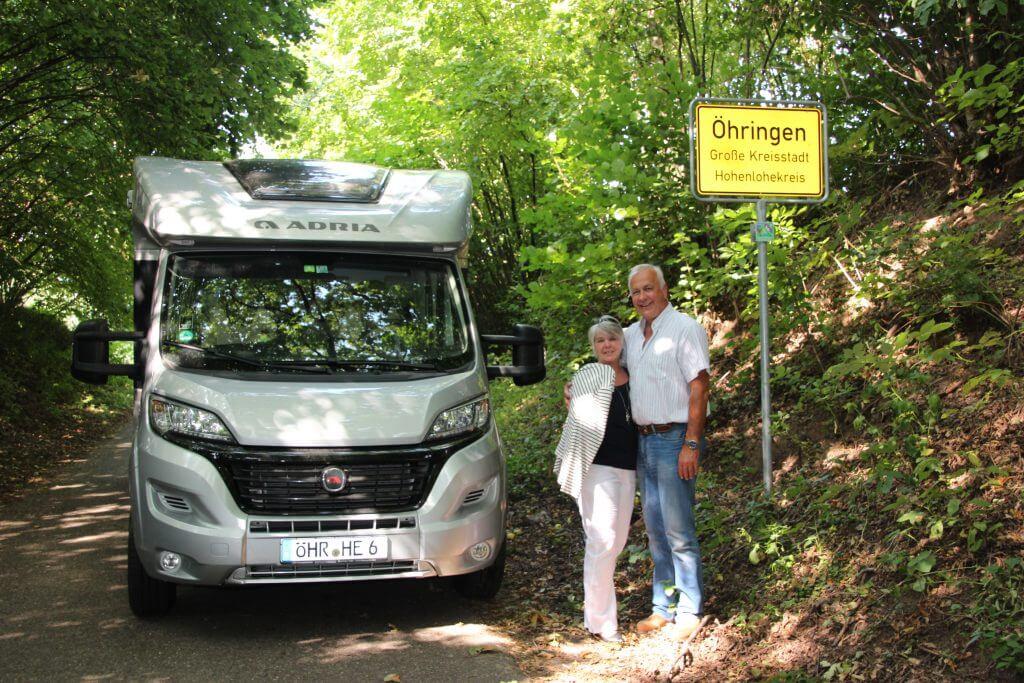 Wohnmobilpark Öhringen Hohenlohe